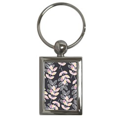 Winter Beautiful Foliage  Key Chains (rectangle)  by DanaeStudio