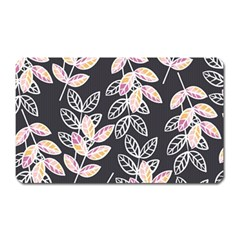 Winter Beautiful Foliage  Magnet (rectangular) by DanaeStudio
