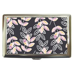 Winter Beautiful Foliage  Cigarette Money Cases by DanaeStudio