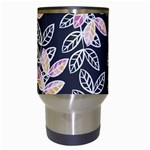 Winter Beautiful Foliage  Travel Mugs (White) Center