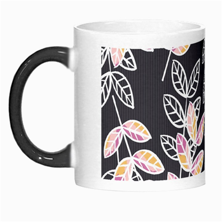Winter Beautiful Foliage  Morph Mugs