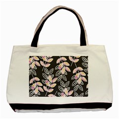 Winter Beautiful Foliage  Basic Tote Bag (Two Sides)