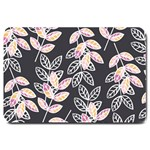 Winter Beautiful Foliage  Large Doormat  30 x20 Door Mat - 1