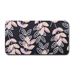 Winter Beautiful Foliage  Medium Bar Mats by DanaeStudio