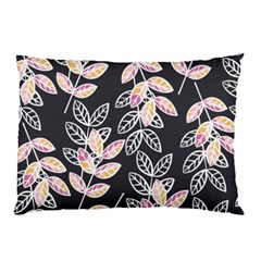 Winter Beautiful Foliage  Pillow Case by DanaeStudio