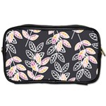 Winter Beautiful Foliage  Toiletries Bags 2-Side Front