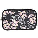 Winter Beautiful Foliage  Toiletries Bags 2-Side Back