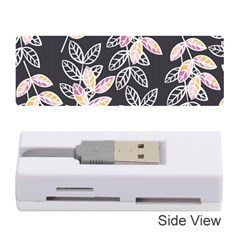 Winter Beautiful Foliage  Memory Card Reader (stick)  by DanaeStudio