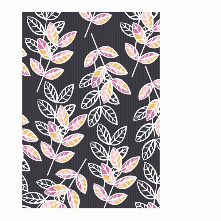 Winter Beautiful Foliage  Large Garden Flag (Two Sides)
