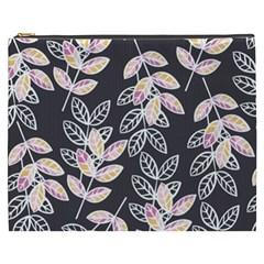 Winter Beautiful Foliage  Cosmetic Bag (xxxl)