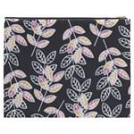 Winter Beautiful Foliage  Cosmetic Bag (XXXL)  Back