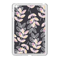 Winter Beautiful Foliage  Apple Ipad Mini Case (white) by DanaeStudio