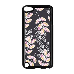 Winter Beautiful Foliage  Apple Ipod Touch 5 Case (black) by DanaeStudio