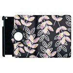 Winter Beautiful Foliage  Apple iPad 2 Flip 360 Case Front