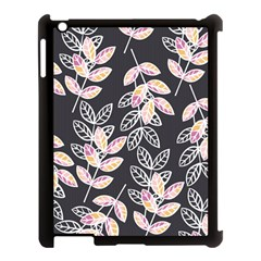 Winter Beautiful Foliage  Apple Ipad 3/4 Case (black)