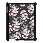 Winter Beautiful Foliage  Apple iPad 3/4 Case (Black) Front