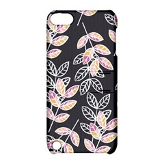 Winter Beautiful Foliage  Apple Ipod Touch 5 Hardshell Case With Stand by DanaeStudio