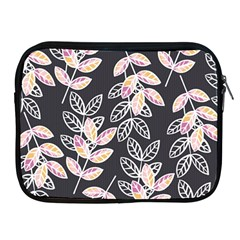 Winter Beautiful Foliage  Apple Ipad 2/3/4 Zipper Cases by DanaeStudio
