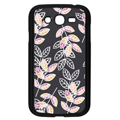 Winter Beautiful Foliage  Samsung Galaxy Grand Duos I9082 Case (black)