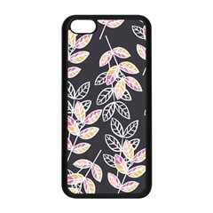 Winter Beautiful Foliage  Apple Iphone 5c Seamless Case (black) by DanaeStudio