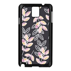 Winter Beautiful Foliage  Samsung Galaxy Note 3 N9005 Case (black) by DanaeStudio