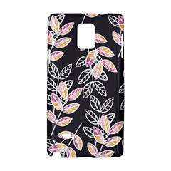 Winter Beautiful Foliage  Samsung Galaxy Note 4 Hardshell Case by DanaeStudio