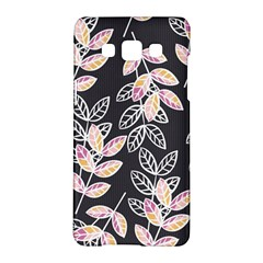 Winter Beautiful Foliage  Samsung Galaxy A5 Hardshell Case  by DanaeStudio