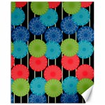 Vibrant Retro Pattern Canvas 16  x 20   20 x16 Canvas - 1