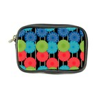 Vibrant Retro Pattern Coin Purse Front
