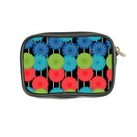 Vibrant Retro Pattern Coin Purse Back