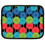 Vibrant Retro Pattern Netbook Case (XL)  Front