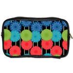 Vibrant Retro Pattern Toiletries Bags Front