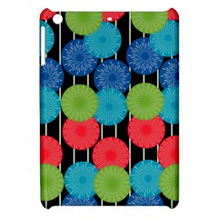 Vibrant Retro Pattern Apple Ipad Mini Hardshell Case by DanaeStudio