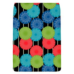 Vibrant Retro Pattern Flap Covers (s)  by DanaeStudio