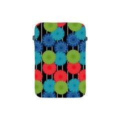 Vibrant Retro Pattern Apple Ipad Mini Protective Soft Cases by DanaeStudio