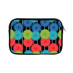 Vibrant Retro Pattern Apple Ipad Mini Zipper Cases by DanaeStudio