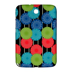 Vibrant Retro Pattern Samsung Galaxy Note 8 0 N5100 Hardshell Case  by DanaeStudio