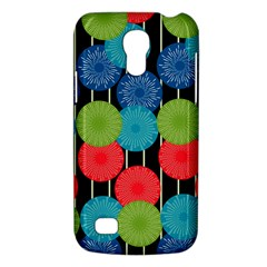 Vibrant Retro Pattern Galaxy S4 Mini by DanaeStudio