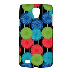 Vibrant Retro Pattern Galaxy S4 Active by DanaeStudio