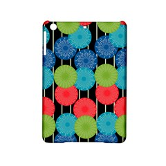Vibrant Retro Pattern Ipad Mini 2 Hardshell Cases by DanaeStudio