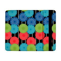 Vibrant Retro Pattern Samsung Galaxy Tab Pro 8 4  Flip Case by DanaeStudio