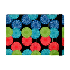 Vibrant Retro Pattern Ipad Mini 2 Flip Cases