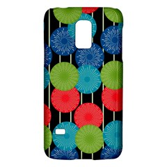 Vibrant Retro Pattern Galaxy S5 Mini by DanaeStudio