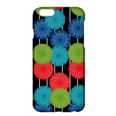 Vibrant Retro Pattern Apple Iphone 6 Plus/6s Plus Hardshell Case by DanaeStudio