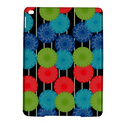 Vibrant Retro Pattern Ipad Air 2 Hardshell Cases by DanaeStudio