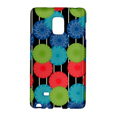 Vibrant Retro Pattern Galaxy Note Edge by DanaeStudio