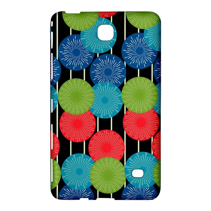 Vibrant Retro Pattern Samsung Galaxy Tab 4 (7 ) Hardshell Case