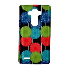 Vibrant Retro Pattern Lg G4 Hardshell Case by DanaeStudio