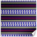 Colorful Retro Geometric Pattern Canvas 20  x 20   20 x20 Canvas - 1