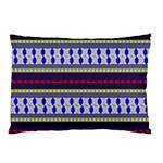Colorful Retro Geometric Pattern Pillow Case 26.62 x18.9 Pillow Case